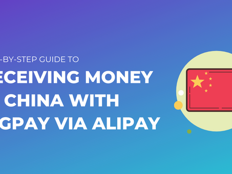 Step-By-Step Guide: Receiving Money In China With BigPay International Transfer via Alipay