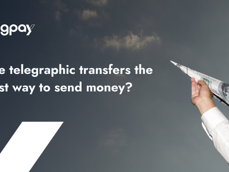 Are bank telegraphic transfers the best way to send money overseas? | BigPay