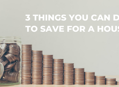 3 Things You Can Do To Save For Your First House Or First Home | #LetsTalkMoney | BigPay