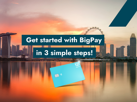 How to get started with BigPay in 3 simple steps