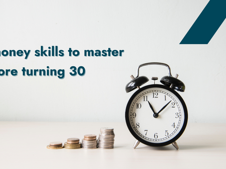 4 Money Skills You Should Master Before 30 | #LetsTalkMoney | BigPay