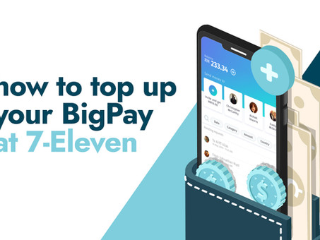 How to top up BigPay with cash at 7-Eleven in 4 simple steps | BigPay | Malaysia