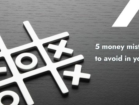 5 money mistakes to avoid in your 30s   #LetsTalkMoney   BigPay