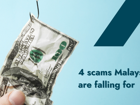 4 most common scams Malaysians fall for | #LetsTalkMoney | BigPay
