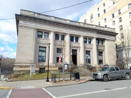 Morgantown Historic Post Office