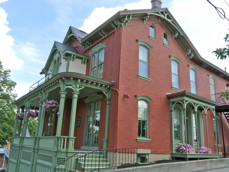 Henry F. Schell House Recognized for Rehabilitation Project