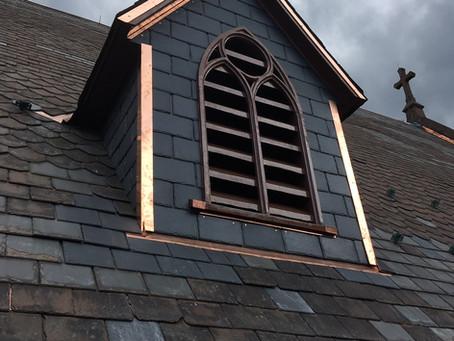 Landmarks SGA's ongoing preservation work in Johnstown, PA