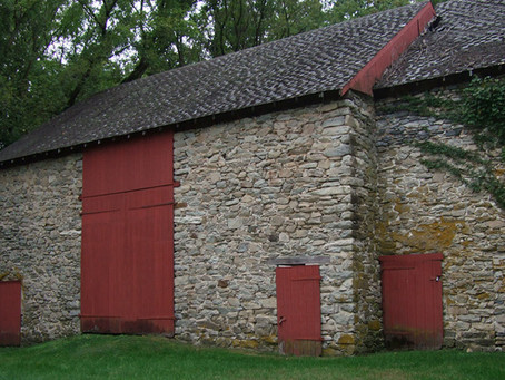 Dickinson Farmstead Site Master Plan