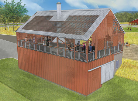 Landmarks SGA to Launch Potter Township Blending Barn #1 Pavilion Project