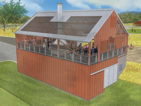 Landmarks SGA to Launch Potter Township Blending Barn #1 Pavilion Project
