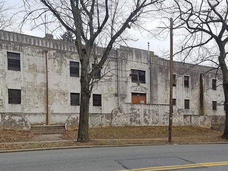 19th Street Armory - Landmarks SGA awarded contract to plan it's historic preservation