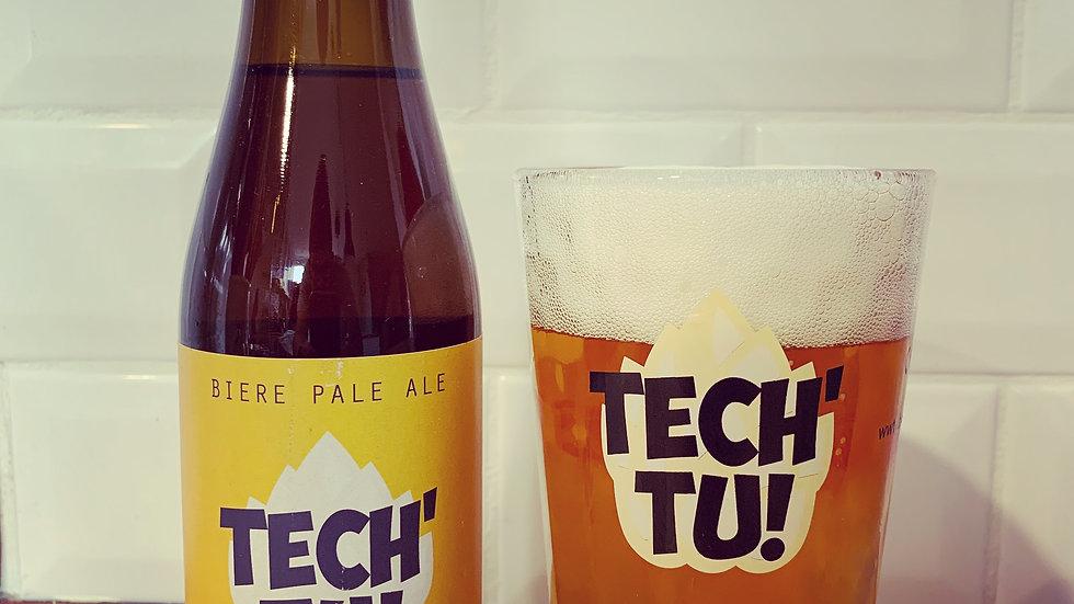 Pack 6 Tech'Tu+ 2 verre Tech'Tu