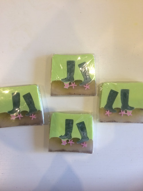 Wellie Soap