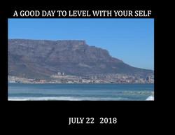 JULY 2018 UPDATE 7-22-18 PEG