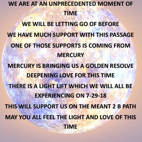 GIFT OF MERCURY