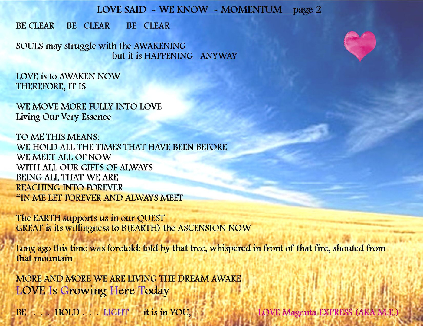 LOVE SAID MOMENTUM 2 PEG.jpg