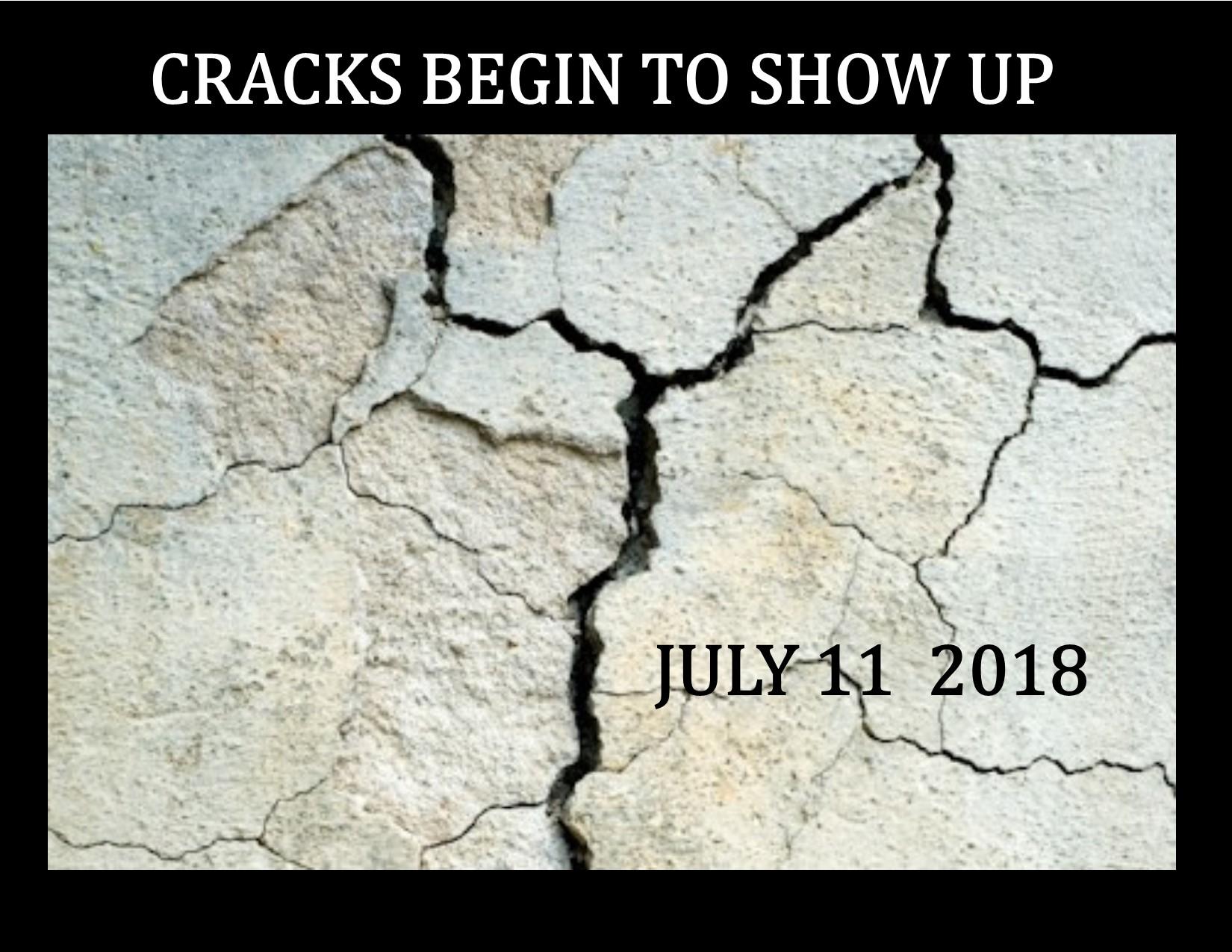 JULY 2018 UPDATE 7-11-18 PEG