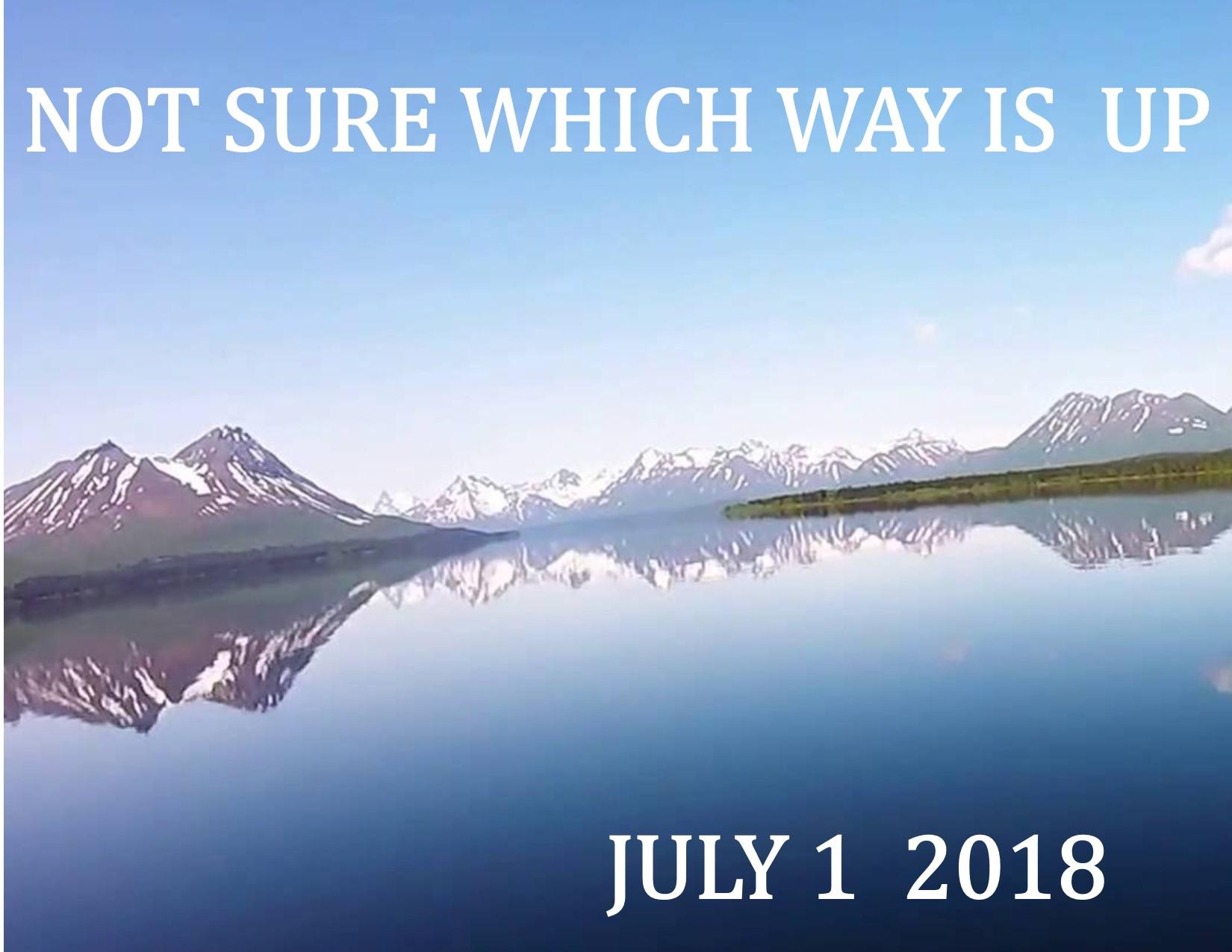 JULY 2018 UPDATE 7-1-18 PEG