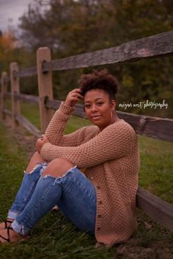Fort Wayne Senior Photographer