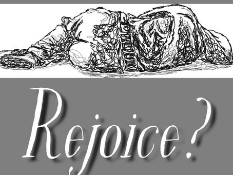 "Rejoice? - Joy, Happiness and Mary's ""Yes"""