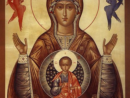 An Annunciation