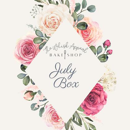 July Box - Blondies