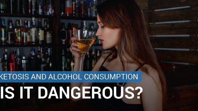 Alcohol and Ketosis...How Bad Can It Be?