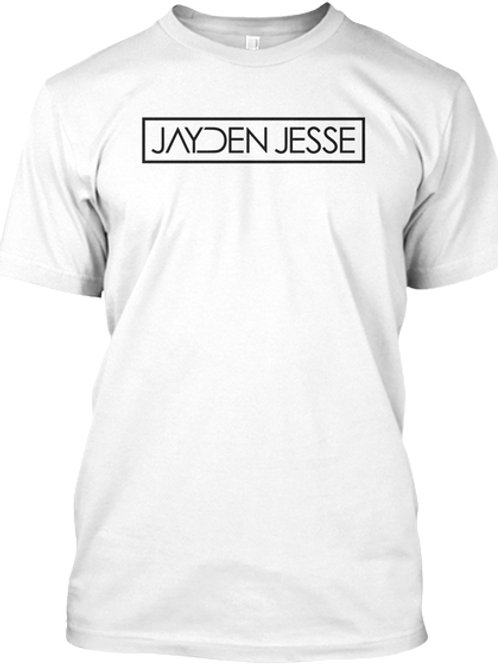 Jayden Jesse (Black Logo) Unisex Basic Tee