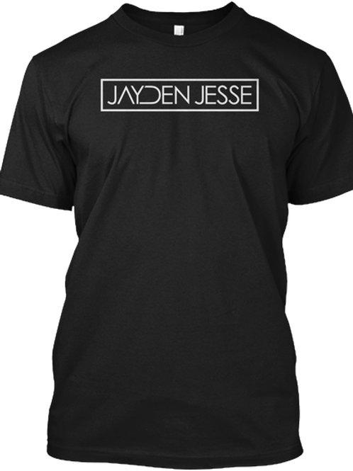 Jayden Jesse (White Logo) Unisex Basic Tee