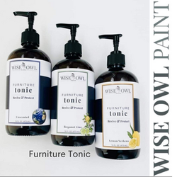 Wise Owl Furniture Tonic