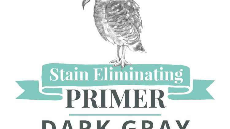 Wise Owl Stain Eliminating  Primer - Dark Grey