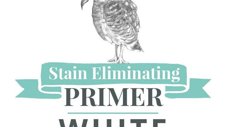 Wise Owl Stain Eliminating Primer - White