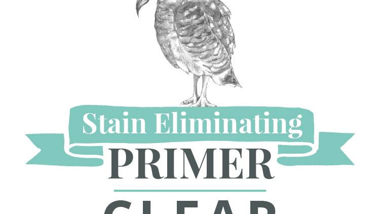 Wise Owl Stain Eliminating Primer - Clear