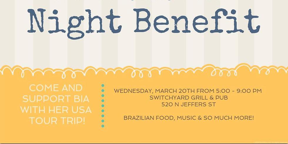 Brazilian Night Benefit