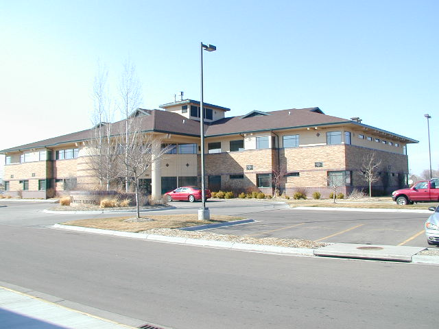 Centennial Park Medical Building