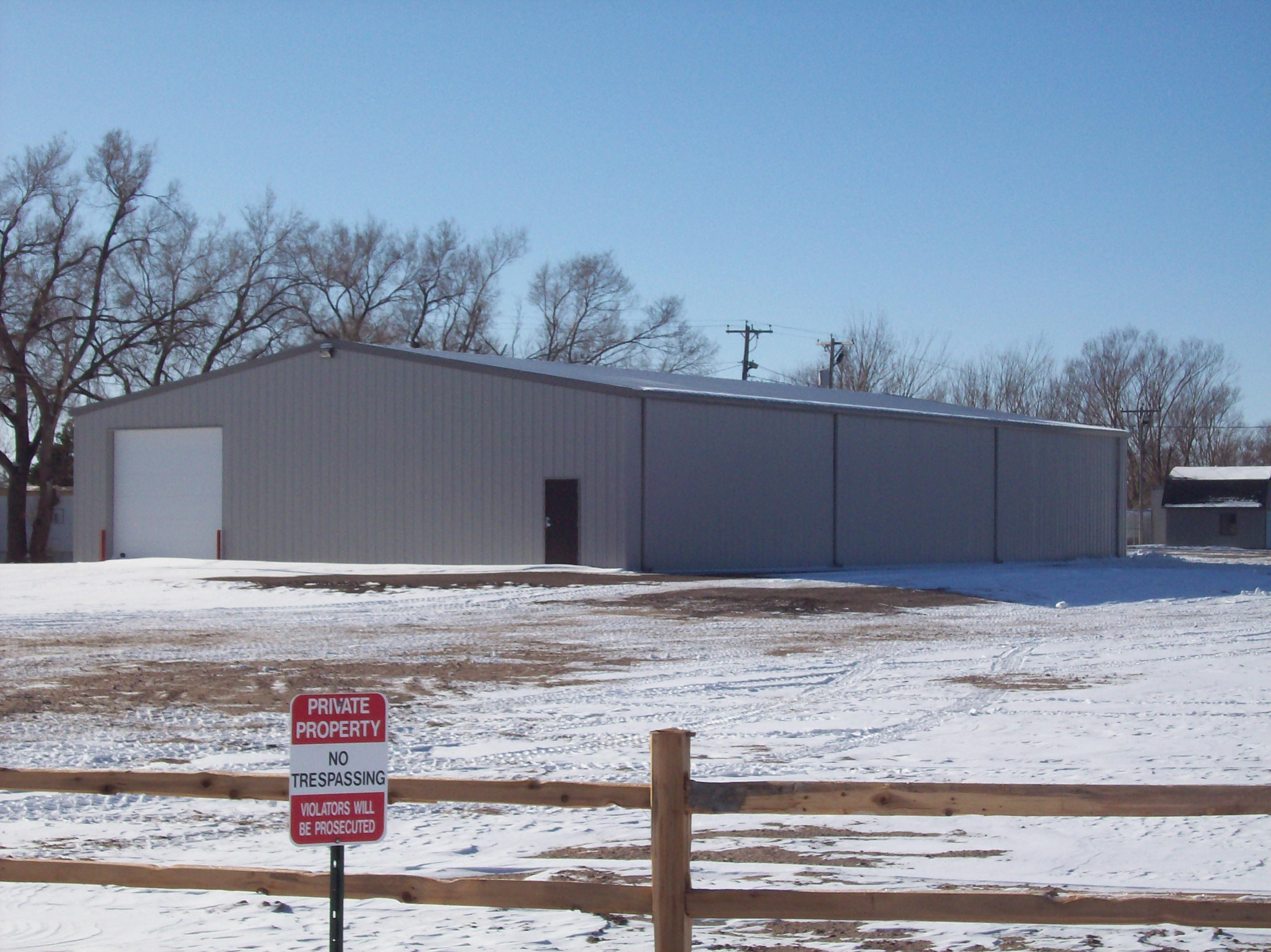 Spady's Storage Building