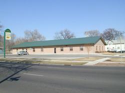 BALCO Center & Addition