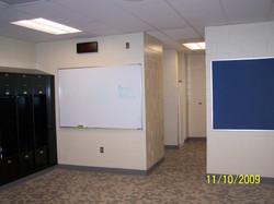 Mid-Plains Community College Locker Room