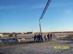 Southwest Implement-concrete