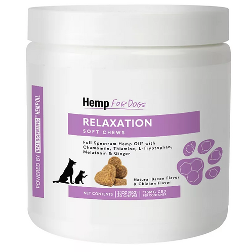 Relaxation Soft Chew for Dogs