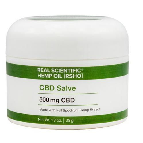 CBD Salve 500 mg