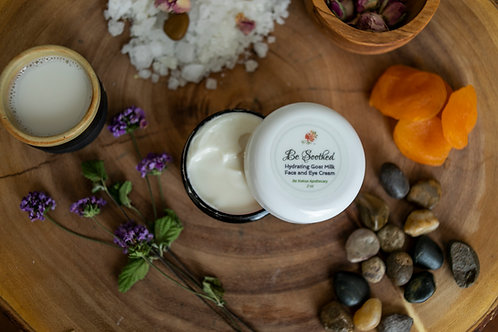 Goat Milk Eye & Face Cream