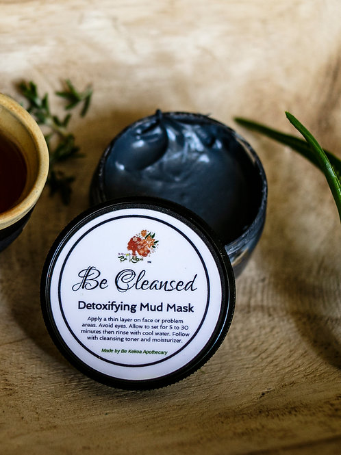 Be Clear Charcoal & Clay Mask