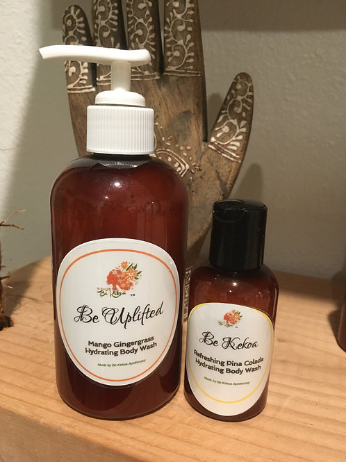 Handcrafted Body Wash