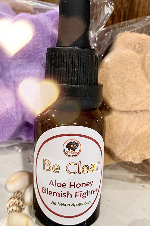 Be Clear Honey Aloe Blemish Fighter