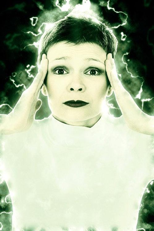 Against the 'Graine Severe Headache Blend* Aromatherapy Inhaler