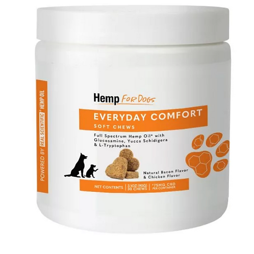 Everyday Comfort Soft Pet Chews for Dogs