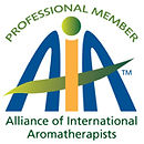 Alliance of Internal Aromatherapy professional membership seal