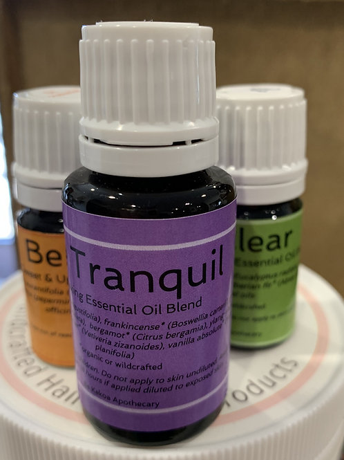 Be Tranquil Relaxation & Sleep Support Blend