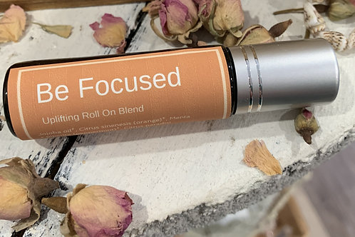 Be Focused: Energy & Focus Blend